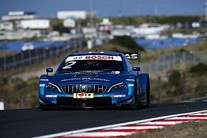 Paffett lidera un triplete de Mercedes en Zandvoort