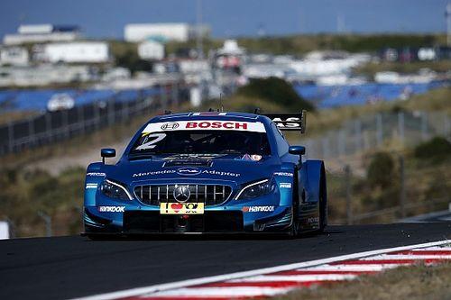 Paffett lidera 1-2-3-4 da Mercedes em Zandvoort; Farfus é 8º
