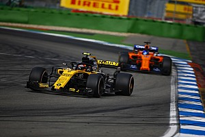 Renault surprised not to fight McLaren in 2018