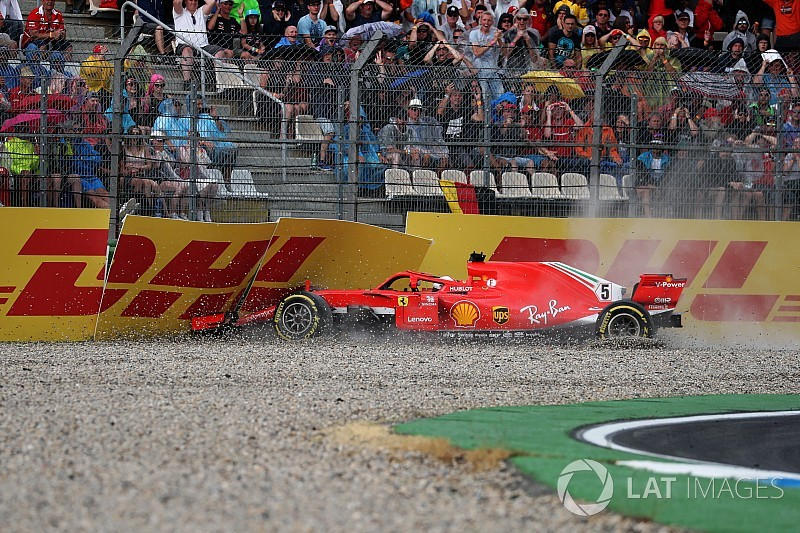 German GP: Top photos from the race
