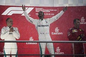 """Hamilton glaubt nach Sieg an göttliche Fügung: """"Da war Jesus"""""""