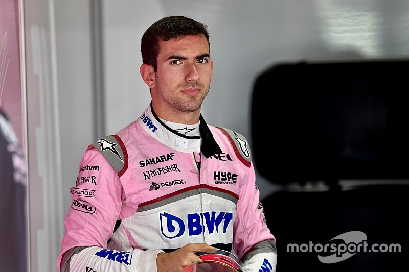 Latifi substitui Pérez e guia Force India no TL1 na Rússia