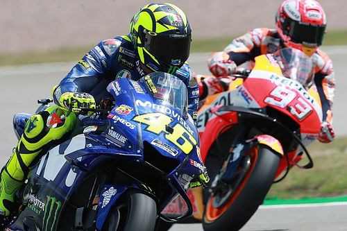 """Márquez: O que Rossi faz aos 40 é por uma """"questão mental"""""""