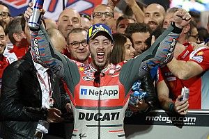 Galería: todos los ganadores del Gran Premio de Qatar de MotoGP