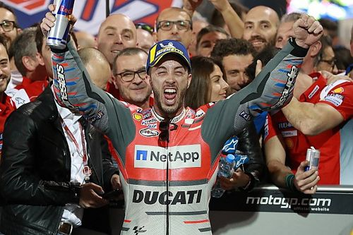 Todos los ganadores del Gran Premio de Qatar de MotoGP
