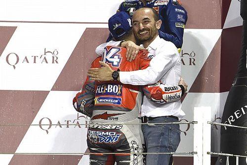 """Domenicali: """"Márquez siempre es el favorito, pero tenemos una gran moto y un gran piloto"""""""