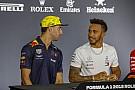 Hamilton avisa a Ricciardo: