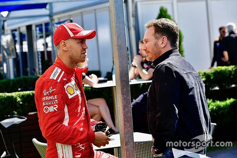 Ex-Teamchef: Vettel nach Hockenheim ohne Psychoknacks