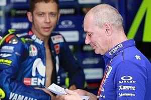 От Росси ушел гоночный тренер
