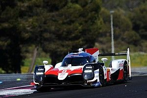 WEC Prologue: Toyota ends testing with 4s advantage