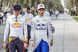 Így készül Gasly Verstappen ellen a Red Bullnál