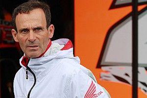 Honda no ha buscado un compañero para Márquez