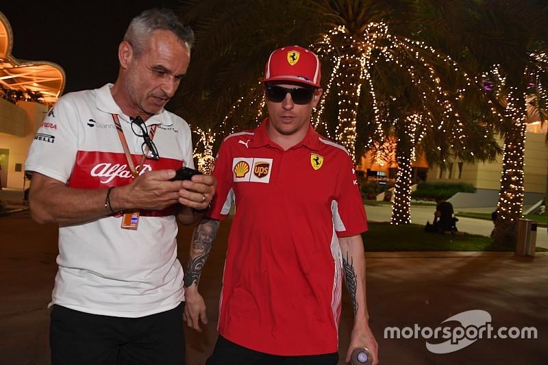 Raikkonen, Ferrari'den olumsuz cevap alınca Monza'da Sauber'le görüşmüş