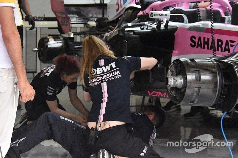 GALERÍA TÉCNICA: las actualizaciones de los coches de F1