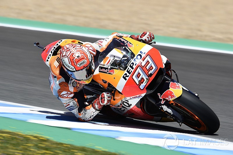 MotoGP Le Mans: Marc Marquez im FP1 vorn, Yamaha stark