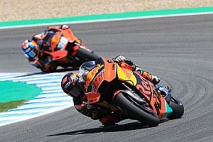 "KTM could switch to ""much better"" '19 prototype by Austria"