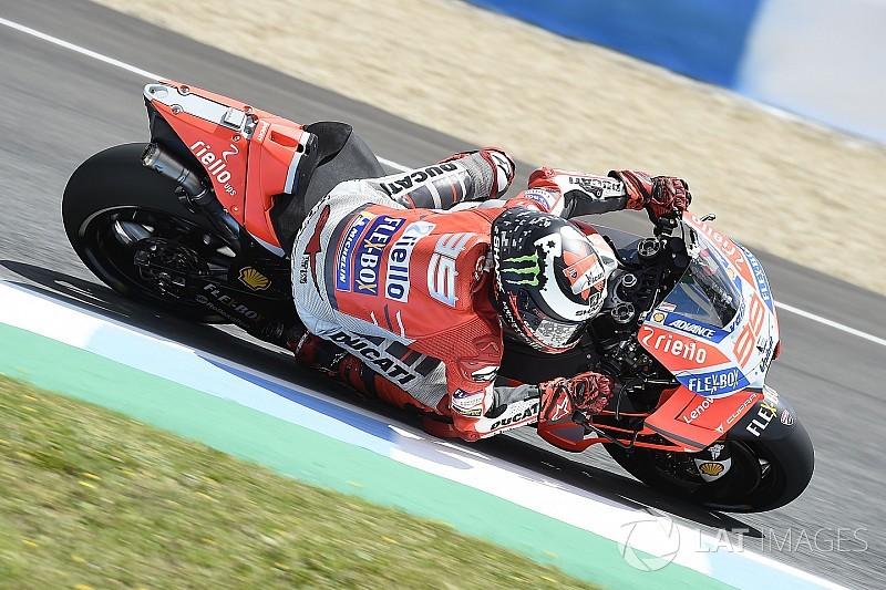 """Lorenzo vuole cancellare Jerez: """"Non vedo l'ora di correre a Le Mans"""""""