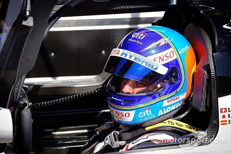 """Fernando Alonso quiere seguir la """"temporada perfecta"""" en el WEC"""