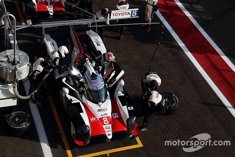 Экипажам Toyota запретили бороться после финального пит-стопа в Спа