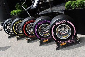 F1、19年にタイヤ名称改善へ。呼称はハード〜ソフトの3種類のみに?