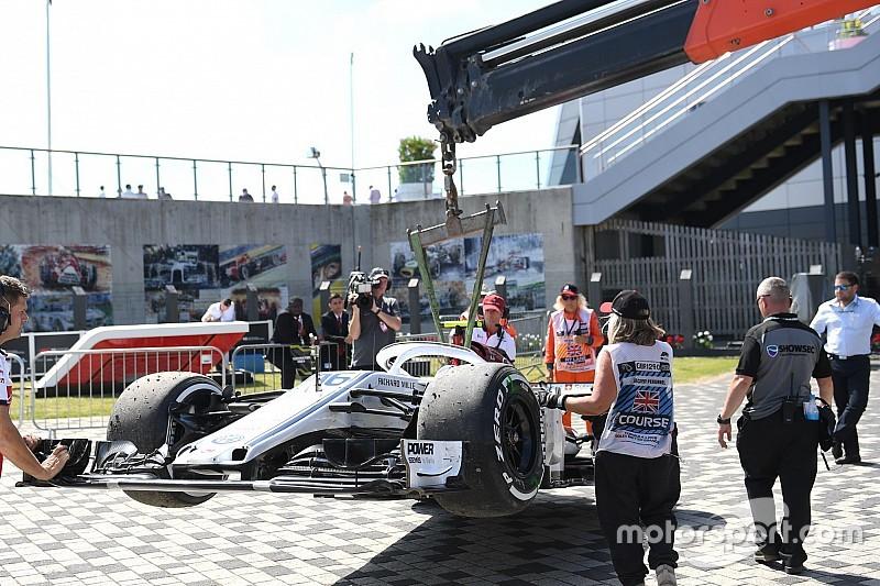 Les crashs Hamilton-Räikkönen, Grosjean-Sainz, Ericsson en vidéo