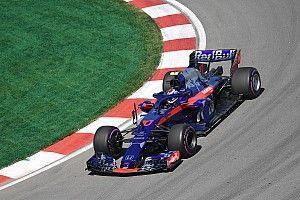 """El nuevo motor Honda es """"mejor y más rápido"""", dice Toro Rosso"""