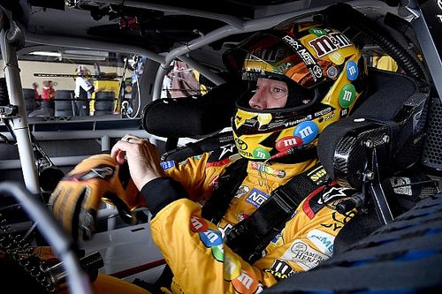 Kyle Busch: Ford teams had superior straightaway speed at Michigan