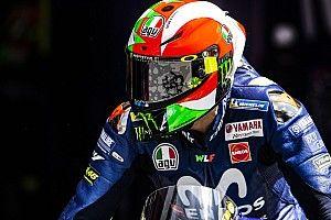 """Rossi """"un peu inquiet"""" avec les pneus: """"La course sera longue"""""""