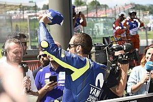 Rossi egyik legkeményebb versenyét zárta Mugellóban