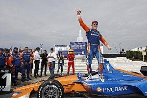 デトロイト・レース1:ディクソン今季初優勝。佐藤5位フィニッシュ