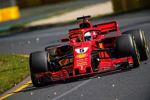"""Avustralya GP: """"Son gülen"""" Ferrari ve Vettel oldu!"""