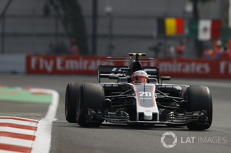 Haas says Magnussen was perfect in Mexico