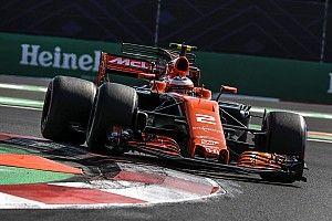 La columna de Vandoorne: 'La falta de velocidad punta fue un hándicap en México'