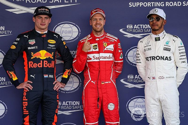 Actualizada: La parrilla de salida del GP de México