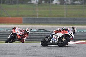 Dovizioso tak minta team order Ducati di Sepang