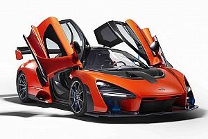Así es el McLaren Senna, el superdeportivo dedicado a 'Magic'