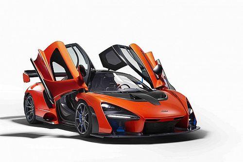 """""""McLaren Senna"""" otomobili tanıtıldı"""