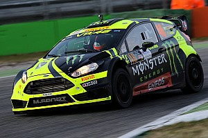 Rallye Etappenbericht Monza-Rallye-Show: Valentino Rossi führt hauchdünn