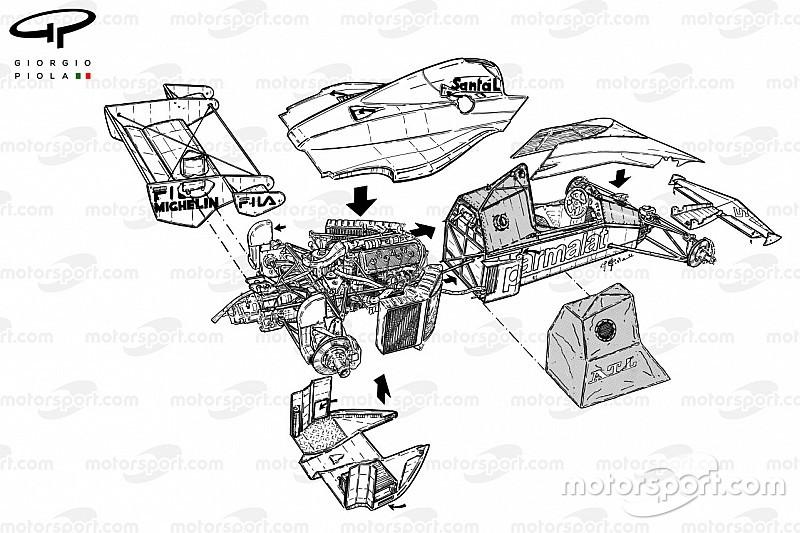 F1の歴史上、印象的なマシン……ブラバムBT52