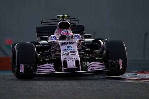 Orosz meló volt a Force India mai tesztje
