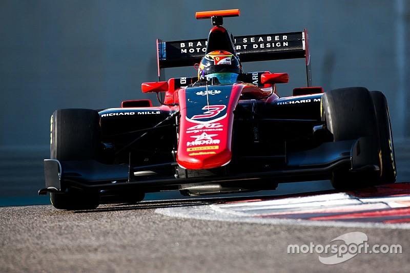 Ilott maakt met topteam ART overstap naar GP3