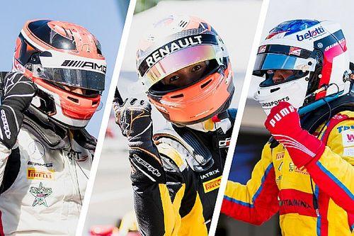 Top 10 - Les meilleurs pilotes GP3 en 2017