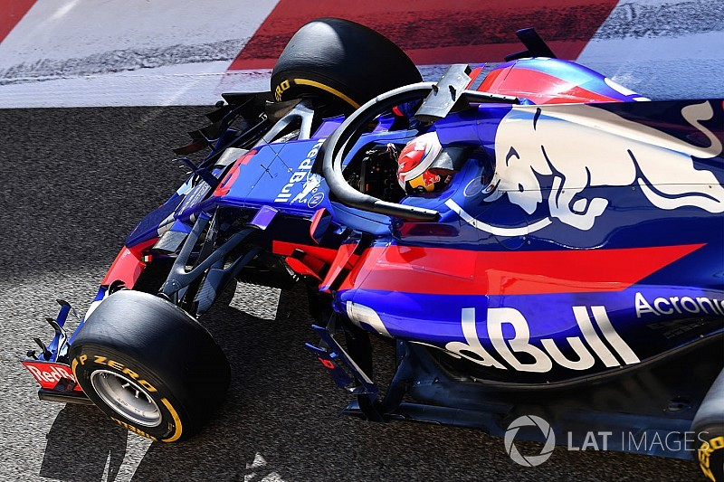 Toro Rosso verliest hoofd aerodynamica