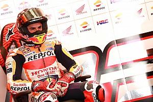 MotoGP Noticias Márquez es sancionado y perderá posiciones en la parrilla