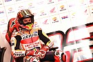 MotoGP Marc Marquez dijatuhi penalti tiga grid
