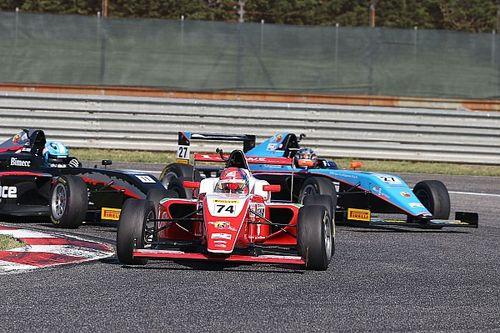 Fittipaldi batte in volata Lorandi e fa sua Gara 3 ad Adria