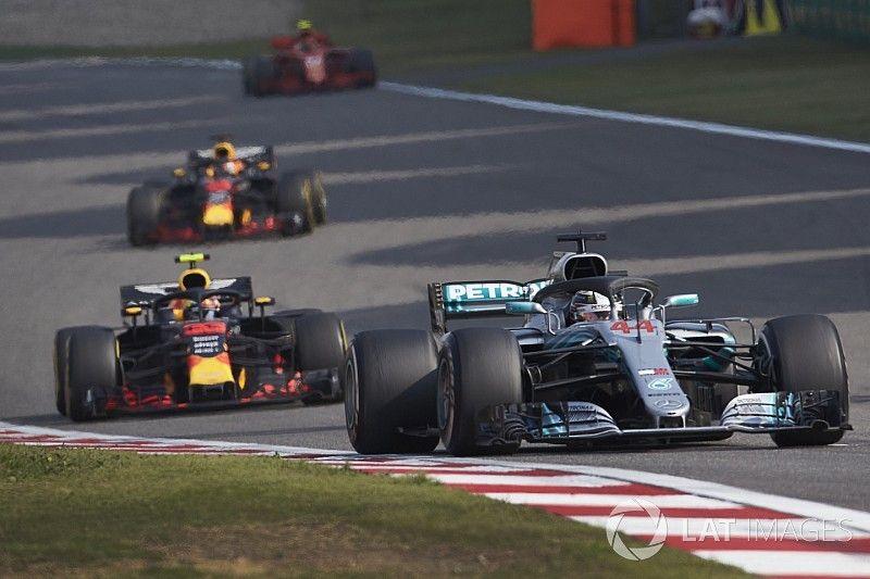 Les simulations de Mercedes n'ont pas vu venir le coup de Red Bull