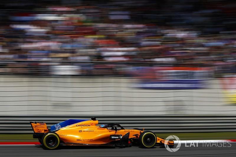 McLaren, en yüksek sürati arttırabilmek adına felsefesini değiştiriyor