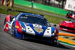 Miguel Molina y su Ferrari se llevan la pole en Monza