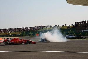 Formule 1 Actualités Hamilton spectateur anxieux du duel Verstappen/Vettel